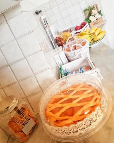 Colazione fresca e genuina con Crostate Artigianali